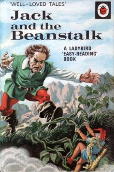 JACK AND THE BEAN STALK traditional literature