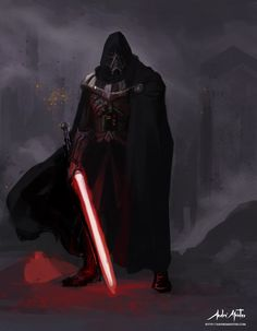 Darth Vader Redesign by drehmeister