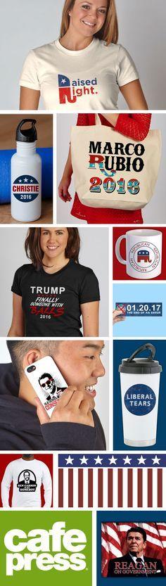 Friends don't let friends vote Democrat. Grab unique Republican designs and Voice Your Choice this election!