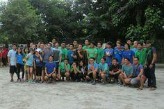 Armed Forces of the Philippines Teambuilding . #bakasyunanresortTanay #itsmorefuninbakasyunan