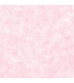 Create interest in your childs room decor with this pink wallpaper. Adds an artisanal plaster texture in a powder pink hue. Prepasted Solid Sheet Vinyl Material21-in repeat and a straight matchComes o