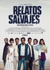 Wild Tales (Spanish: Relatos salvajes) is a 2014 Argentine-Spanish black comedy anthology film composed of six standalone shorts, all written and directed by Damián Szifron, united by a common theme of violence and vengeance. Movies 2014, All Movies, Series Movies, Great Movies, Film Movie, Movies To Watch, Movies Online, Movies And Tv Shows, Cinema Movies