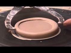 Pottery Video: A Super Cool Lid Technique with Mark Peters - YouTube
