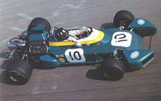 1971 GP Włoch (Monza) Brabham BT34 - Ford (Graham Hill)