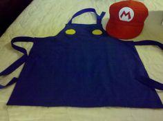 Mario apron