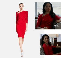 Absolutely LOVE this dress! it looks so great on Gina Torres!!