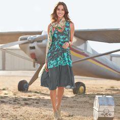 FREE SPIRITS DRESS - Mid-Length - Dresses - Women   Robert Redford's Sundance Catalog