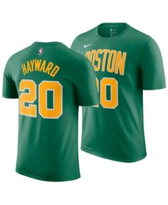 ca8e76645 Nike Men Gordon Hayward Boston Celtics Earned Edition Player T-Shirt