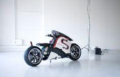 japanese designer kota nezu creates low riding electric motorcycle