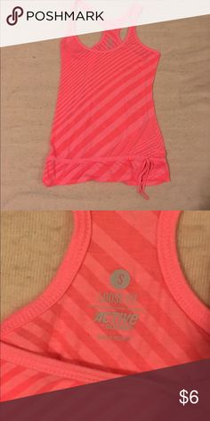 Old navy activewear top Loose fit old navy activewear top, gently used. Old Navy Tops Muscle Tees