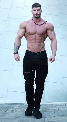 52 Best Bodybuilding images in 2018 | Muscle guys, Ash grey
