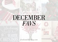 """Nuestros """"FAVS"""" para el mes de diciembre ¡Descúbrelos! Make just one someone happy #decemberfavs #navidad #xmasdiy #xmas White Christmas, Happy, How To Make, Home Decor, December, Xmas, Decoration Home, Room Decor, Ser Feliz"""