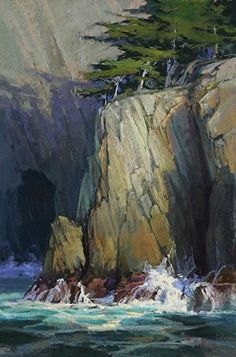California Riches by Kim Lordier Pastel ~ 36 x 24
