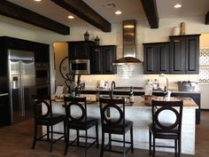 Little Brags: Back From Vaca With Tons of Inspiration from Model Homes in Arizona