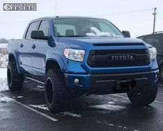 This 2016 Toyota Tundra is running XD wheels Cooper Discoverer tires with Bilstein Suspension Lift suspension. Suv Trucks, Toyota Trucks, Toyota Cars, Lifted Trucks, Pickup Trucks, Toyota Vehicles, 2016 Toyota Tundra, Lifted Tundra, Building Information Modeling
