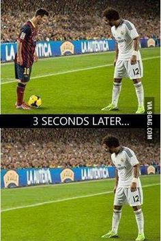 Entertainment Discover Lionel Messi zniknął Marcelo w El Clasico Barcelona vs Real Madryt Funny Football Memes Funny Sports Memes Funny Football Pictures Messi Vs Ronaldo Messi Messi Neymar Barcelona Fc Barcelona Football Soccer Motivation Funny Football Pictures, Funny Football Memes, Funny Sports Memes, Soccer Pictures, Cr7 Vs Messi, Messi Soccer, Football Soccer, Messi 10, Soccer Tips
