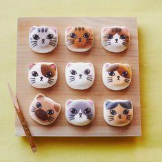 こちらは和風味のミニニャシュマロ(猫ほうずい)