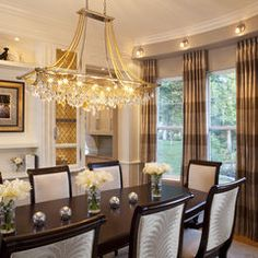 Traditional Dining Room By Robeson Design Part 84