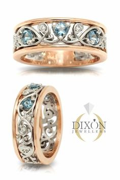 Trusted Jewellery Repair and Creative Custom Design Done In-House. Unique Engagement Rings and Canadian Diamonds. Discover the Dixon Difference. Aquamarine Rings, Gemstone Rings, Canadian Diamonds, Alternative Engagement Rings, Rose Gold Engagement Ring, Custom Jewelry, Custom Design, Wedding Rings, Jewels