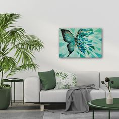 Butterfly painting Butterfly Painting, Tapestry, Home Decor, Art, Hanging Tapestry, Art Background, Tapestries, Decoration Home, Room Decor