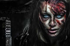 Scary Woman Evil - Free image on Pixabay Halloween Poster, Close Up Portraits, New Pictures, Royalty Free Photos, Free Images, Scary, Horror, Halloween Face Makeup, Science Fiction