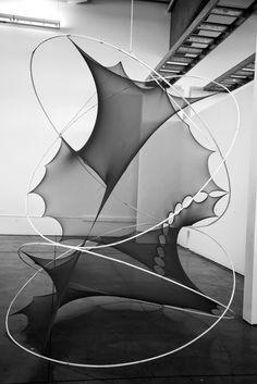 Ahlquist co-teaches 333 Studio at CCA in San Francisco https://www.pinterest.com/AnkAdesign/installations-backwalls/