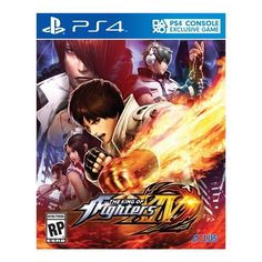 The King of Fighters XIV - PRE-Owned - PlayStation 4