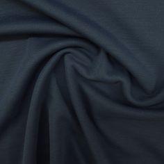 Tricot Punta di Roma uni jeansblauw