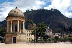 Parque de los periodistas  Bogotá