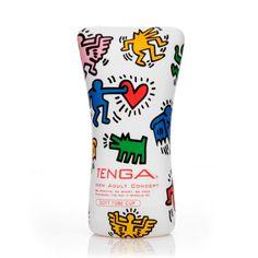 Masturbadores Masculinos Tubos Keith Haring Blando Tenga - Masturbadores Tenga - Comprar Masturbador #masturbadoresmasculinos #tubomasturbador #comprarmasturbadores
