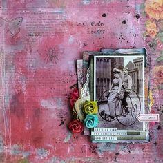 My Creative Scrapbook November Limited Edition Kit Scrapbooking, Mixed Media