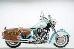 Indian Chief Roadmaster Motorcycle -  Indian, America's first Motorcycle, Joins Forces with K & N Filters