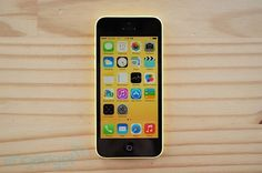 """iPhone 5c (32GB) *review """"...5c is basically an iPhone 5 with an improved front-facing camera and global LTE support."""""""