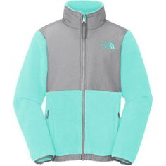 love this color..and gotta love the NorthFace Denali!!