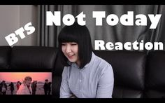 My first reaction video  #btsreaction #btsnottoday  https://youtu.be/gb4px3dcRSg