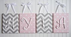 Hey, I found this really awesome Etsy listing at https://www.etsy.com/listing/164077907/wall-letters-nursery-decor-upholstered