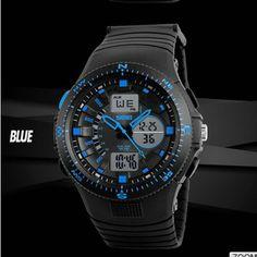 $26.00 (Buy here: https://alitems.com/g/1e8d114494ebda23ff8b16525dc3e8/?i=5&ulp=https%3A%2F%2Fwww.aliexpress.com%2Fitem%2Fwaterproof-military-wrist-watch-led-backlight-analog-digital-sports-man-watch%2F32723907758.html ) Factory waterproof military wrist led backlight analog digital sports man watch Clock Kids Gift Boys Children Fashion Electronic for just $26.00