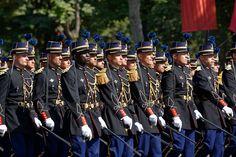 Ecole des officiers de la Gendarmerie nationale Bastille Day 2013 Paris t105438 - Dress uniform - Wikipedia