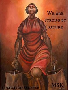"""We are STRONG by NATURE"""