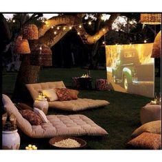 My dream back yard!