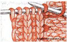 Как сшить вязаные детали - Мамины ручки Knitting Patterns, Crochet, Ideas, Dots, Tejidos, Tricot, Crochet Hooks, Crocheting, Cable Knitting Patterns