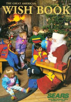 00324fb93 Sears Wish Book....best part of getting ready for Christmas! Best
