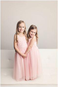 Jacksonville Children's Photographer Girls Dresses, Flower Girl Dresses, Jacksonville Fl, Photographing Kids, Sisters, Children, Wedding Dresses, Photography, Fashion