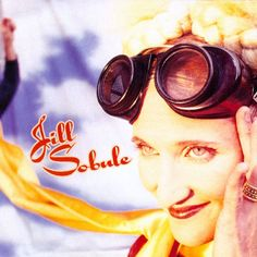 Jill Sobule 1995 - probably the very first album I bought for myself, and i still know all the words to all the songs