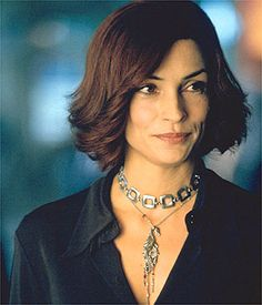 Famke Janssen. If I could have any superpower, it would be that of Jean Grey.