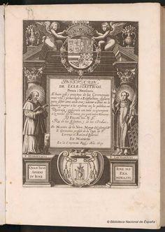 Instrucion de Eclesiasticos preuia i necessaria, al buen uso y practica de las Çeremonias mui util y prouechosa a eclesiasticos y seglares ... . Martín de la Vera (O.S.H.) 1561-1637 — Libro — 1631