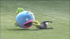 千葉ロッテのマスコットキャラクター 最終形態へ進化し話題に「中身出てきた」   チャンネル「てみた」