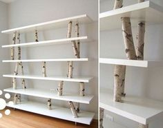 willy can make me these shelves!