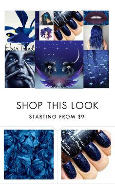 """Ombre"" by pantheratigris922 ❤ liked on Polyvore featuring beauty"