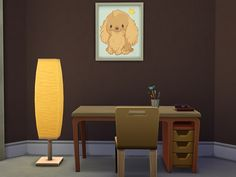 Sims 4 Tableaux Cutte Skitty